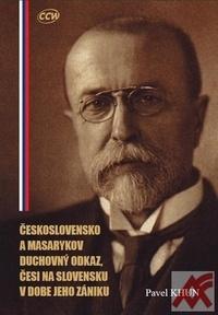 Československo a Masarykov duchovný odkaz, Česi na Slovensku v dobe jeho zániku