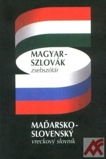 Maďarsko-slovenský a slovensko-maďarský vreckový slovník