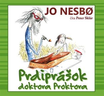 Prdiprášok doktora Proktora - CD (audiokniha)