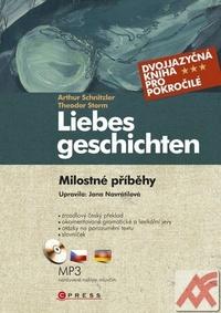 Milostné příběhy / Liebesgeschichten + CD