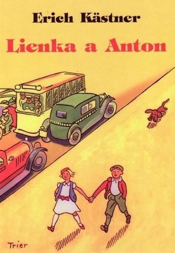 Lienka a Anton