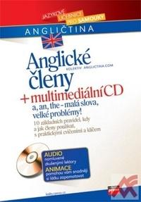 Anglické členy + multimediální CD