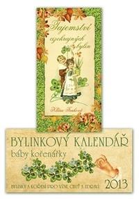 Bylinkový kalendář 2013 + Tajemství cizokrajných bylin