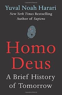Homo Deus: A Brief History of Tomorrow (tvrdá väzba)