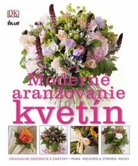 Moderné aranžovanie kvetín