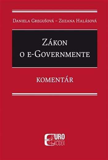 Zákon o e-Governmente. Komentár