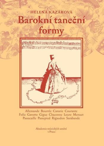 Barokní taneční formy + DVD