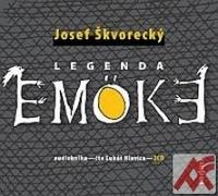 Legenda Emöke - 2 CD (audiokniha)