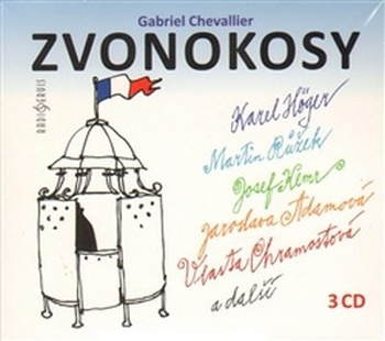 Zvonokosy - 3 CD (audiokniha)