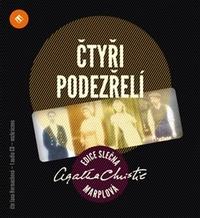 Čtyři podezřelí - CD (audiokniha)