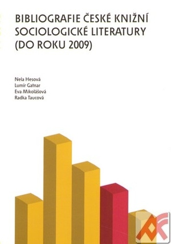 Bibliografie české knižní sociologické literatury (do roku 2009)