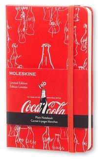 Coca-Cola zápisník čistý S