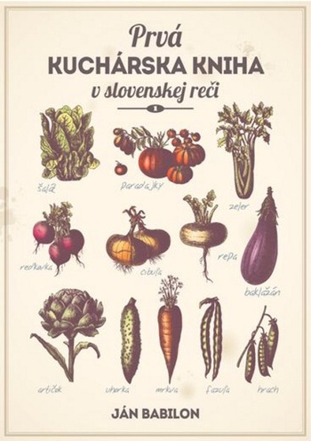 Prvá kuchárska kniha v slovenskej reči