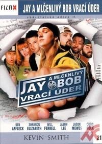 Jay a Mlčenlivý Bob vrací úder - DVD (Film X II.)
