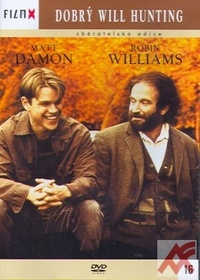 Dobrý Will Hunting - DVD (Film X I.)