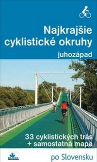 Najkrajšie cyklistické okruhy - juhozápad