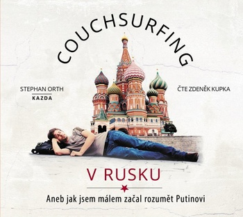 Couchsurfing v Rusku - CD MP3 (audiokniha)