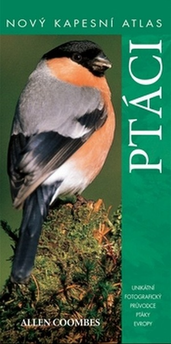 Ptáci. Nový kapesní atlas