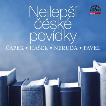 Nejlepší české povídky - CD (audiokniha)