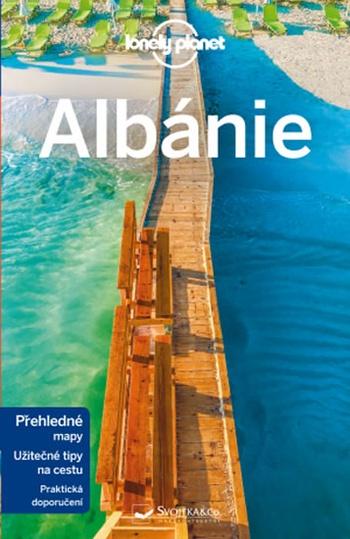 Albánie - Lonely Planet