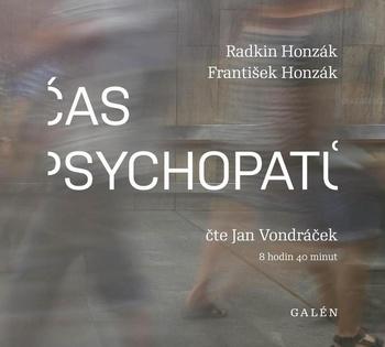 Čas psychopatů - CD MP3 (audiokniha)