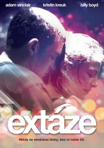 Extáze - DVD