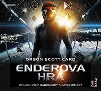 Enderova hra - MP3 CD (audiokniha)