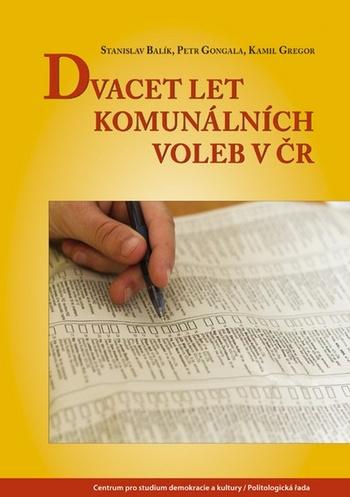 Dvacet let komunálních voleb v ČR