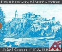 České hrady, zámky a tvrze III. Jižní Čechy