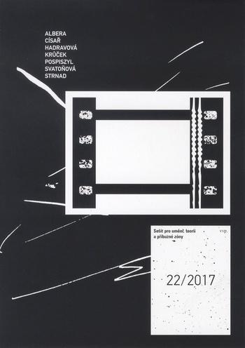 Sešit pro umění, teorii a příbuzné zóny 22/2017