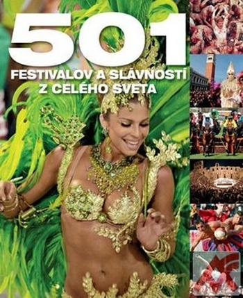 501 festivalov a slávností z celého sveta