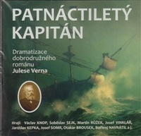 Patnáctiletý kapitán - CD (audiokniha)