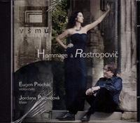Hommage a Rostropovič - CD