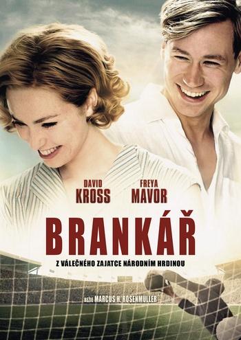 Brankář - DVD