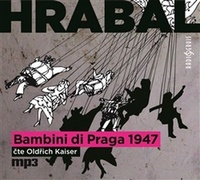 Bambini di Praga 1947 - MP3 CD (audiokniha)