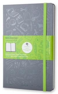 Evernote zápisník linkovaný šedý L