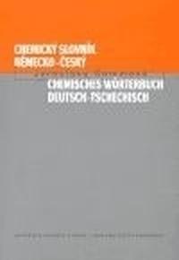 Chemický slovník německo-český