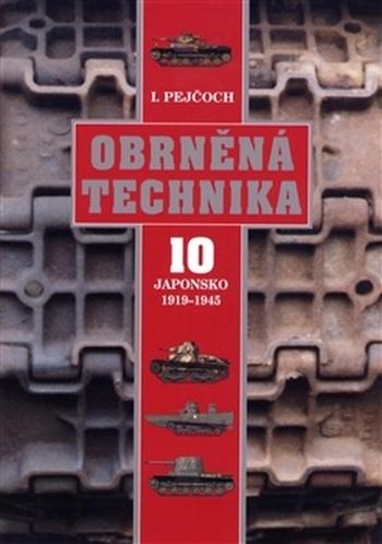 Obrněná technika 10. Japonsko 1919 - 1945