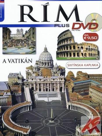Rím a Vatikán + DVD