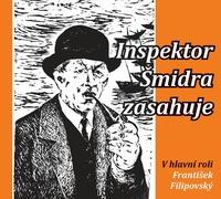 Inspektor Šmidra zasahuje I. - CD (audiokniha)