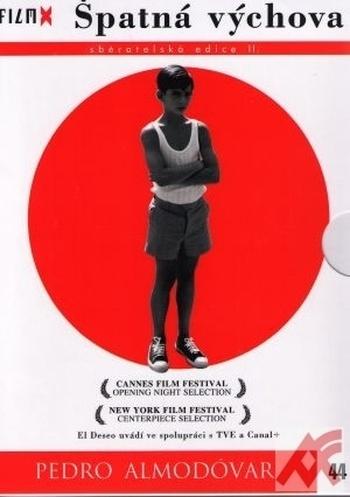 Špatná výchova - DVD (Film X II.)