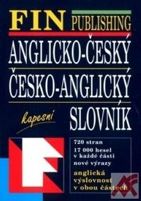 Anglicko-český a česko-anglický kapesní slovník
