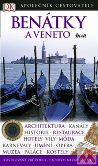 Benátky a Veneto - společník cestovatele