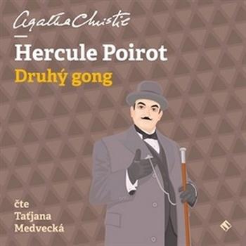 Hercule Poirot. Druhý gong - CD MP3 (audiokniha)