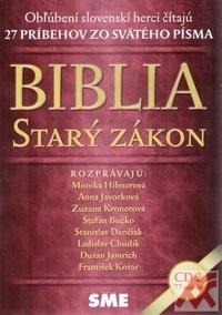 Biblia. Starý zákon 2 - CD (audiokniha)