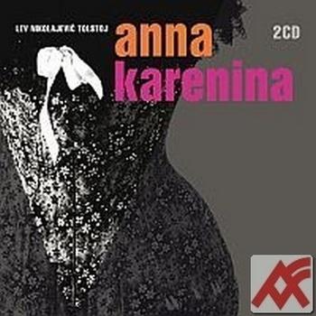 Anna Karenina - 2 CD (audiokniha)