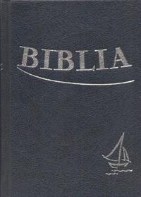 Biblia - vreckové vydanie (tmavo modré)