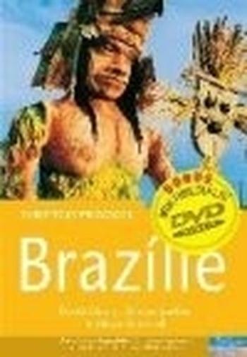 Brazílie - Rough Guide + DVD