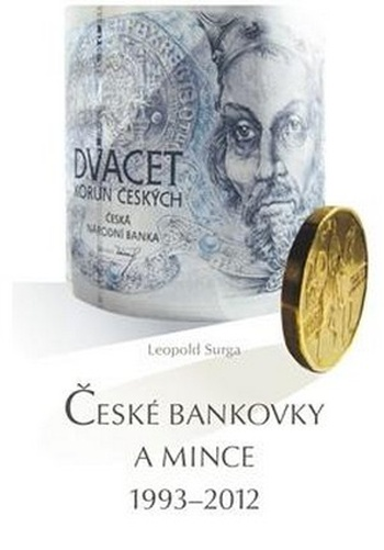 České bankovky a mince 1993 - 2012