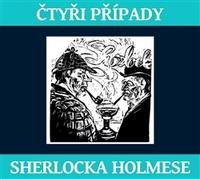 Čtyři případy Sherlocka Holmese - 2 CD (audiokniha)